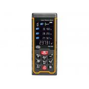 Лазерна ролетка NIVEL SYSTEM DM-S90, точност до 2мм, 90м, запис до 100