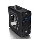 Gabinete Thermaltake Versa H23 con Ventana, Midi-Tower, ATX/micro-ATX, USB 2.0/3.0, sin Fuente, Negro