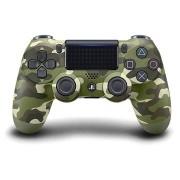 Sony PS4 Dualshock 4 V2 - Zöld Camo