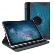 kwmobile Flipové pouzdro pro Huawei MediaPad T5 10 - bílá