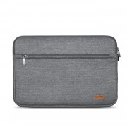 LENTION Water Repellent Laptop Sleeve for MacBook Pro 13-inch (2016) / MacBook Pro 13-inch (2016) with Touch Bar / 12.9 inch iPad - Grey