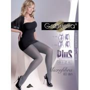 Gabriella - Opaque plus size tights Microfibra 60 DEN