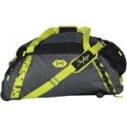Skybags Xenon Wheel Duffle 65cm (Black) Travel Duffel Bag(Black)