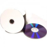 CD-R 80min./700mb. 52X (GLOSSY Printable) - 50 бр. в целофан
