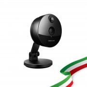 Foscam C1 Nero, HD 1 Megapixel lente 2.8mm 100° P2P Wireless