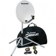 Maxview Camping-SAT-Anlage Maxview Omnisat Portable-Sat-Kit Light, 54 cm