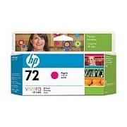 HP 72 Magenta Ink Cartridge, 130ml (C9372A)