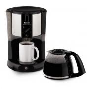 Cafetieră Tefal Subito Mug CM290838, 1.25 L, 2 funcţii: cană/carafă, Păstrare la cald, Carafă sticlă, Negru