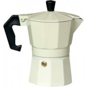 3dcreations White_03 3 Cups Coffee Maker(Multicolor)