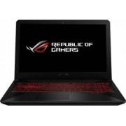 Laptop Gaming Asus TUF FX504GE Intel Core Coffee Lake (8th Gen) i5-8300H 1TB 8GB nVidia GeForce GTX 1050 Ti 2GB FullHD Bonus GeForce GTX Fortnite Bundle