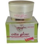 Vita Glow Skin Whitening And Fairness Night Cream For All skins (30 g)