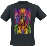 Wonder Woman 1984 - Poster Herren-T-Shirt - Offizieller & Lizenzierter Fanartikel S, M, L, XL, XXL Herren