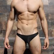 McKillop Gravity Custom Sphere Bikini Underwear Black GKSP-BK1