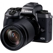 Canon EOS M5 24.2 MegaPixel Digital Camera with EF-M 18-150mm IS STM Lens
