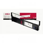OKI Originale ML 4410 Nastro di nylon (40629303) nero, Contenuto: 15,000,000 caratteri - sostituito Nastro 40629303 per ML4410