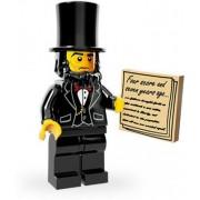LEGO Movie Minifigur Abraham Lincoln