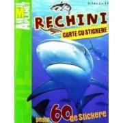 Rechini - Carte cu stickere. Animal Planet