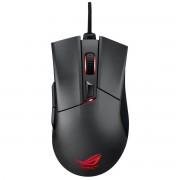 Mouse gaming Asus Gladius Black