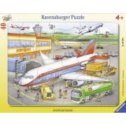 Puzzle mic aeroport, 40 piese