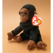 TY Beanie Babies Congo the Gorilla Plush Toy Stuffed Animal by Unknown