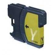 BROTHER LC1100 Y yellow - kompatibilná náplň do tlačiarne Brother