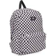 Vans OLD SKOOL II Backpack(White, Black)