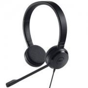 Слушалки с микрофон Dell UC150 Pro, Стерео, 520-AAMD, Черни, 520-AAMD