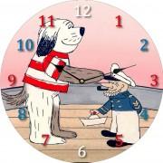 Ceas de perete Maxipes Fík, 34 cm,
