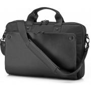 """HP Executive Midnight Top Load - Estojo para notebook - 15.6"""" - preto - para HP 245 G7, 340 G5, Elite x2, EliteBook x360, ProBo"""