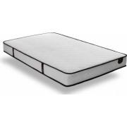 Saltea pat Ideal Sleep ortopedica cu spuma poliuretanica + arcuri 120 x 200 cm