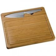 Mantova vágódeszka késsel