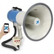 Vexus MEG055 Megafono 55W Bluetooth USB SD Mp3 Registrazione Microfono A Batterie