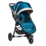 Baby Jogger Buggy City Mini GT teal / gray - Blauw