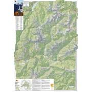 Tabacco Carta Parco Naturale Dolomiti Friulane - 1:25.000