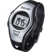 Sat za mjerenje pulsa bez prsnog pojasa PM 15 Beurer crna
