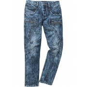 RAINBOW Jeans, normal passform, raka ben