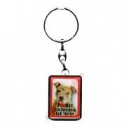 Porte clef J'aime mon Staffordshire Bull Terrier