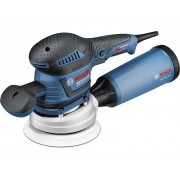 Bosch Professional GEX 125/150 AVE 060137B101 Excentrische schuurmachine Incl. koffer 400 W Ã 125 mm, Ã 150 mm