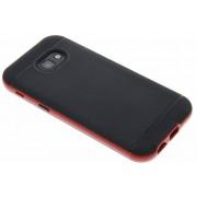 Rode TPU Protect case voor de Samsung Galaxy A5 (2017)