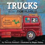 Trucks: Whizz! Zoom! Rumble!, Paperback