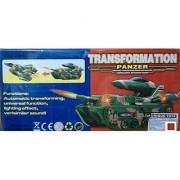 Tank To Plane Transformer