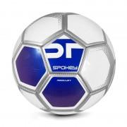 Spokey MERCURY fotbal minge vel. 5 alb și albastru