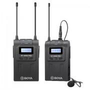 Microfon Lavaliera Dual Wireless Boya BY-WM8 Pro-K1