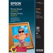 EPSON PHOTO PAPER GLOSSY A4 200 G/M¦ 20 FOGLI