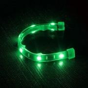 Banda LED BitFenix Alchemy Aqua 6x LED Green 20cm