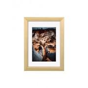 Rama foto Hama Bella, 31648, 10 x 15 cm, lemn, Bej