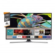 "Televisor 50"" Samsung Smart TV 50mu6100-Negro"