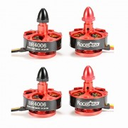 Generic 1pcs CCW : New Arrival 4PCS/lot Racerstar Racing Edition 4006 BR4006 620KV 3-6S Brushless Motor For 600 650 700 800 RC Frame Kit