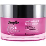 Douglas Focus age focus anti wrinkles night cream, 50 ml
