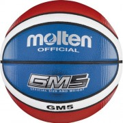 molten Basketball BGMX7-C (Indoor/Outdoor) - blau/rot/weiß | 5
